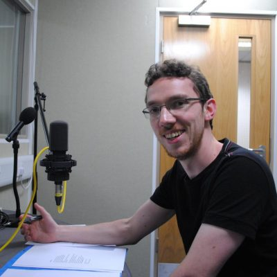 Fresher's first poetry podcast