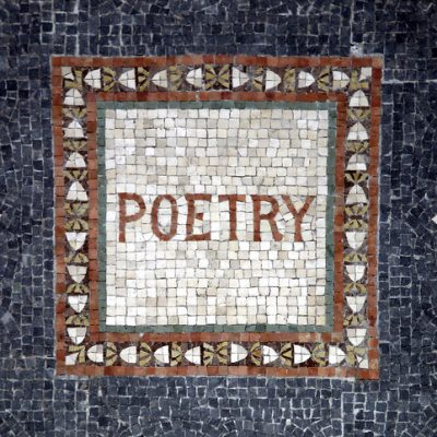 Poetry shortlist