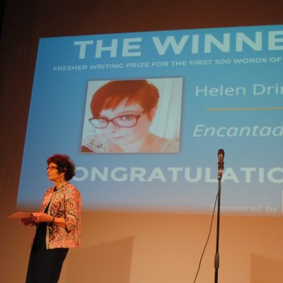 Q&A with Novel Prize winner, Helen Dring