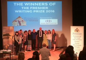 Our winning authors