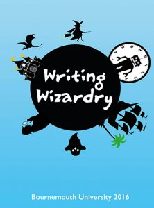 Cover design for the Wizardry 2016 Anthology.