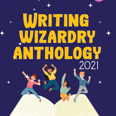 Meet the Designer of the Writing Wizardry Anthology 2021