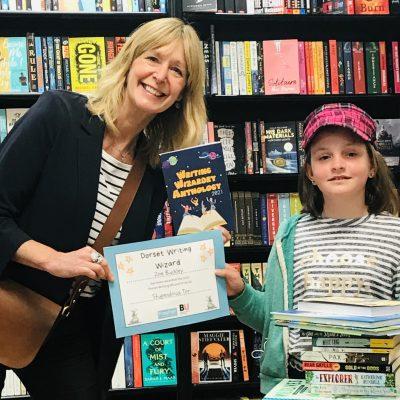 Meeting Dorset's Young Writing Wizard 2021